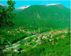 Locana, Italy