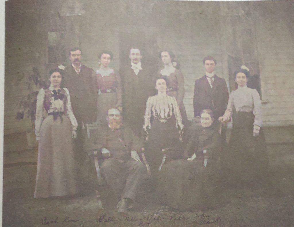Van Allen Family