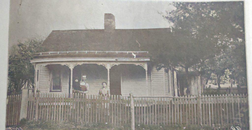 Hollis Howard Farm House