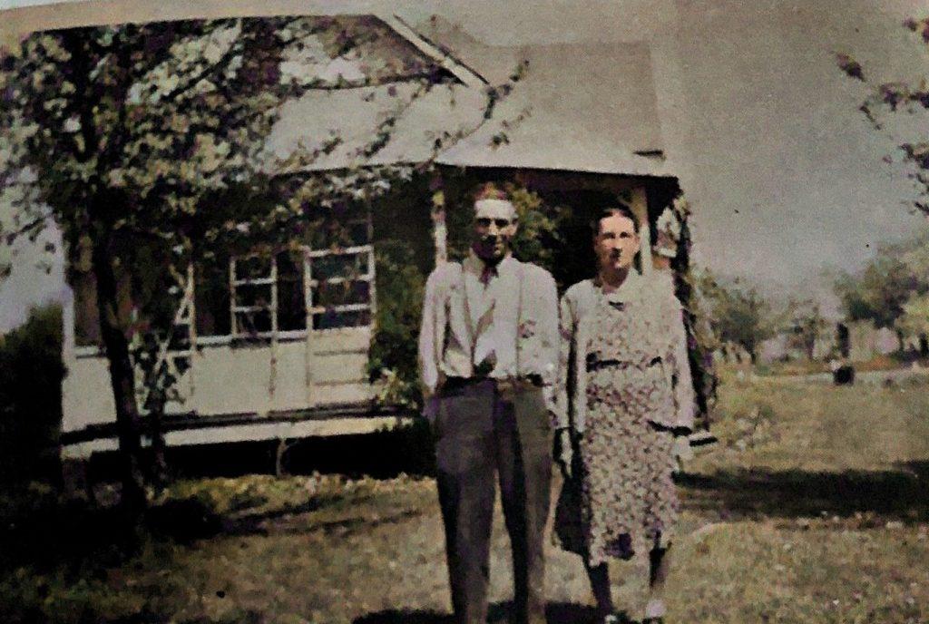 Floyd and Mary Smith