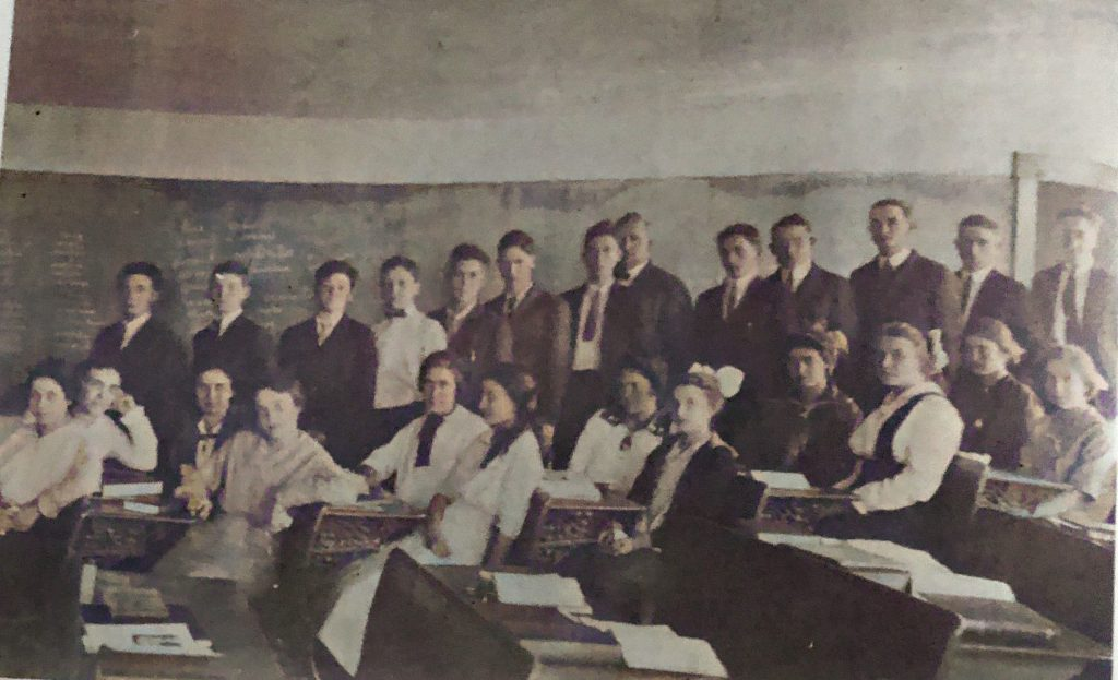 1914 Oakwood High School