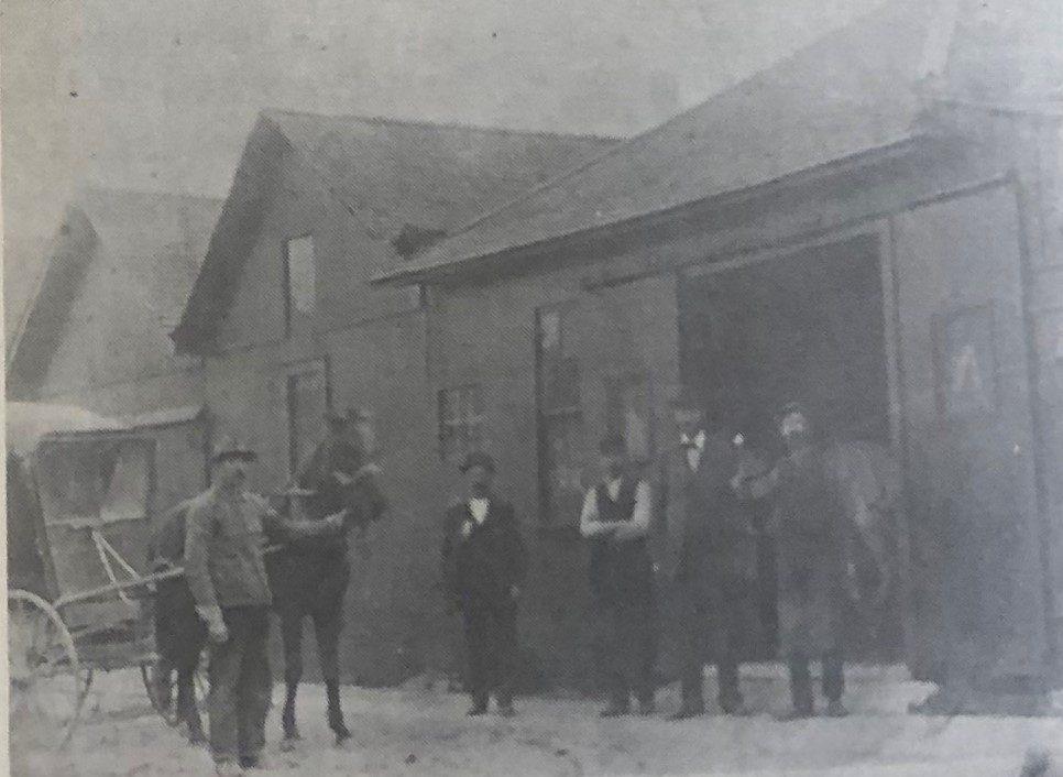 Bradford Neal Blacksmith Shop