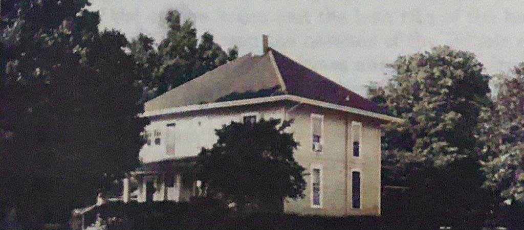 Morgan Oakwood Home on South Oakwood Street