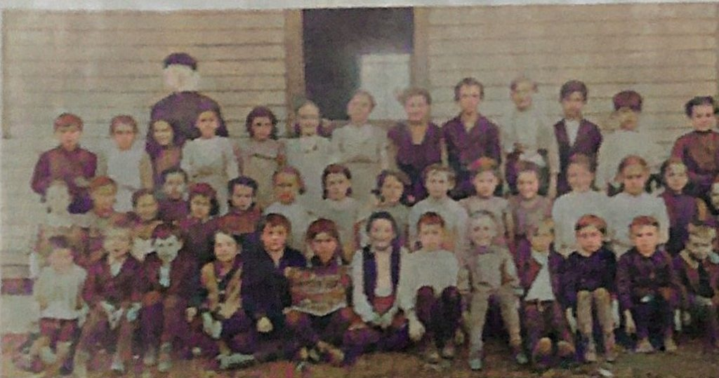 Old Schoolhouse - Early 1900s