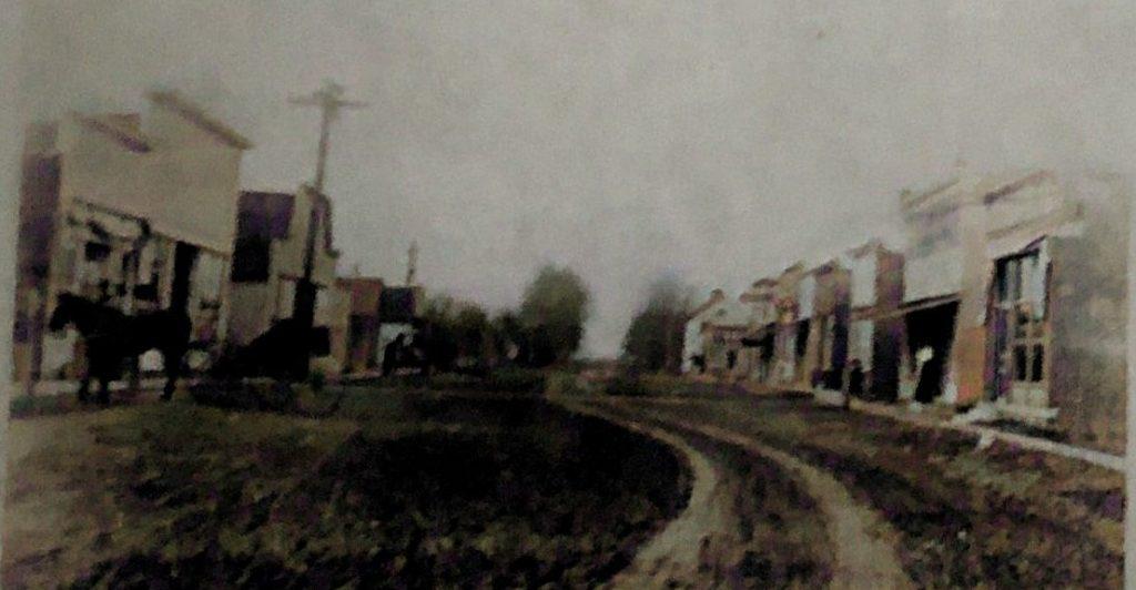 Scott Street - Early 1909s
