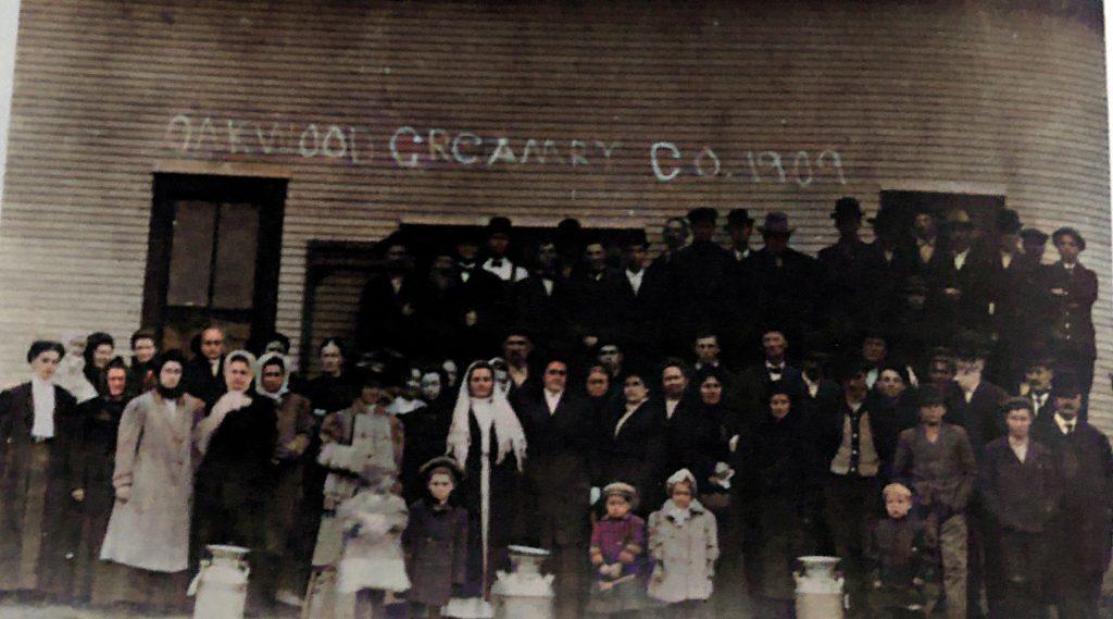 Oakwood Creamery Co