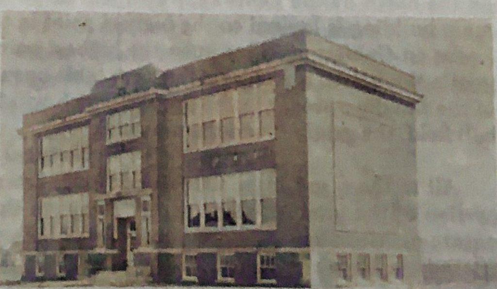 Oakwood Grade School about 1916