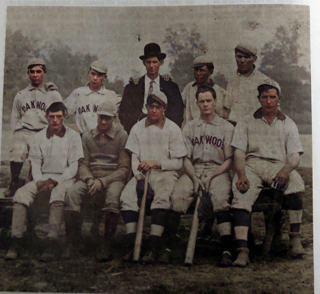 Oakwood Baseball