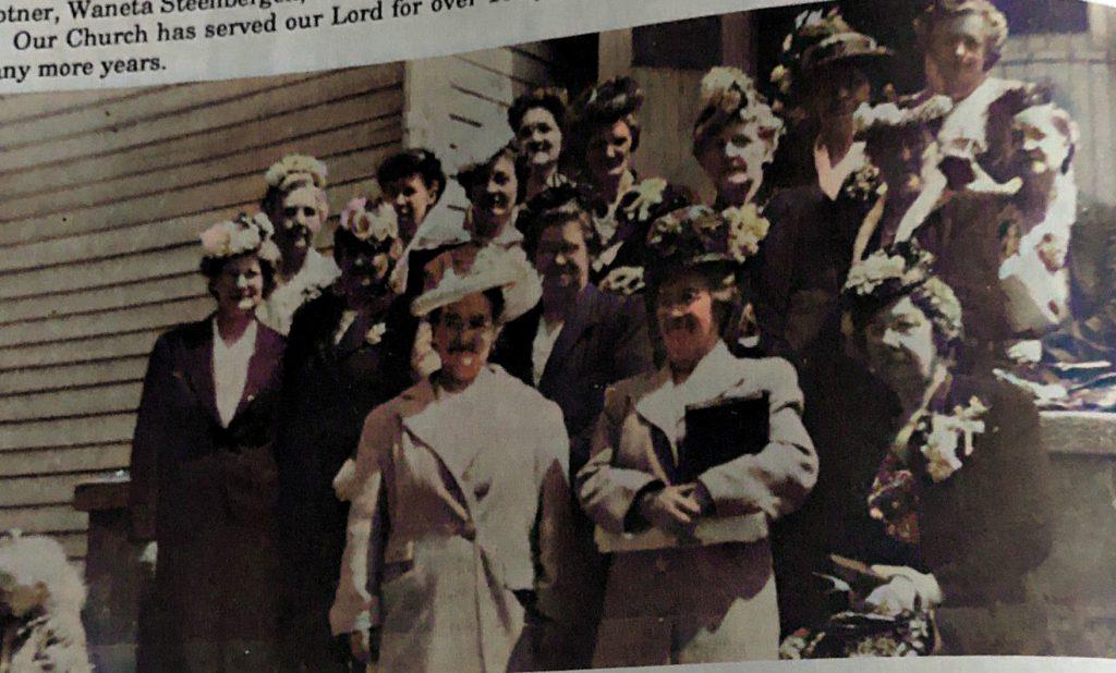 Easter Sunday 1946