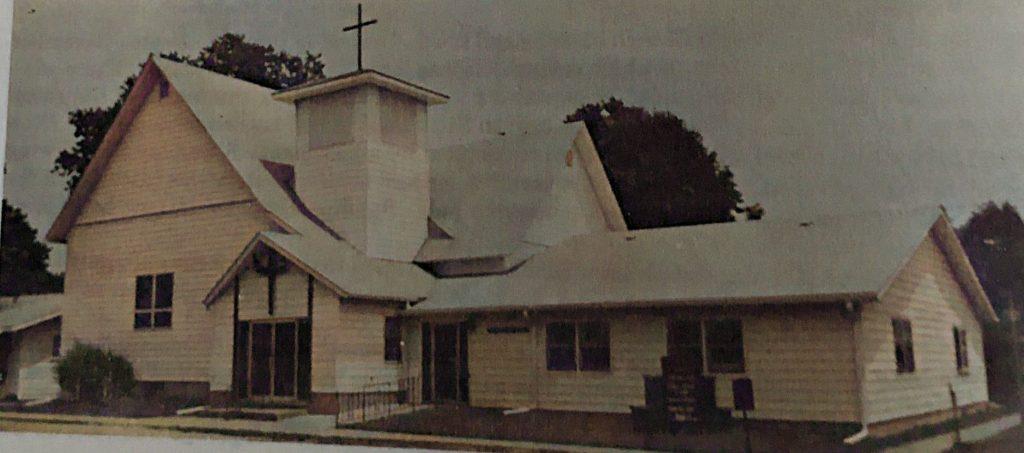 Oakwood Christian Church and Parsonage