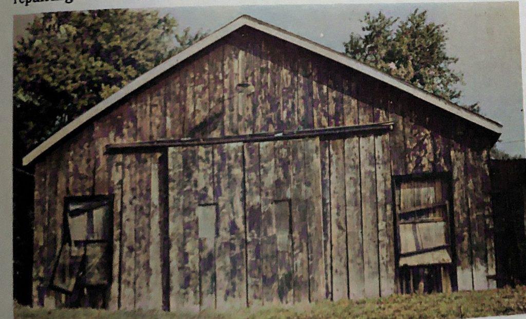 Oakwoods Last Blacksmith Shop