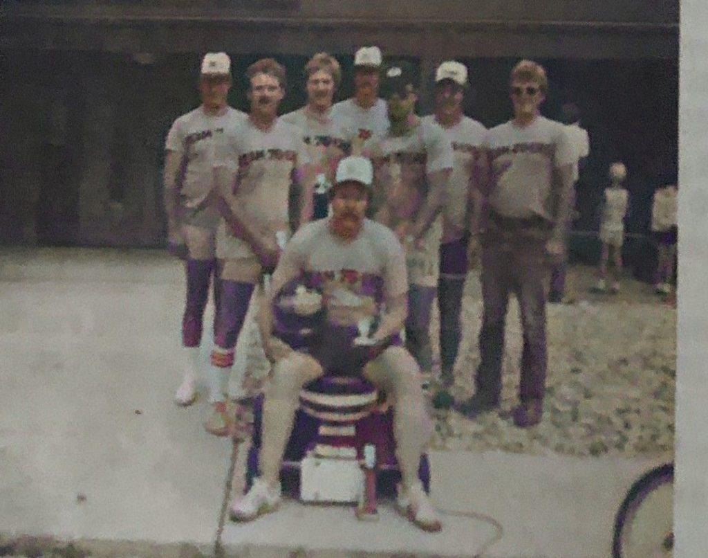 76ers Jaycees Racing Team 1981