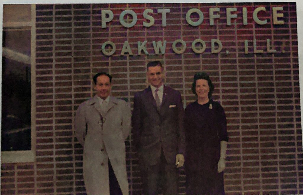 Post Office Dedication