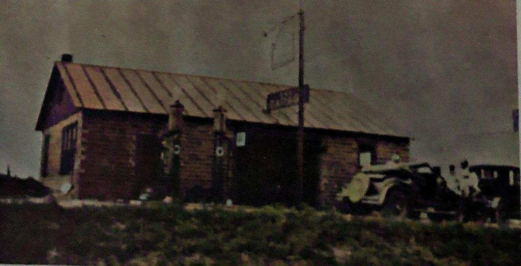 Richter and Saults Garage