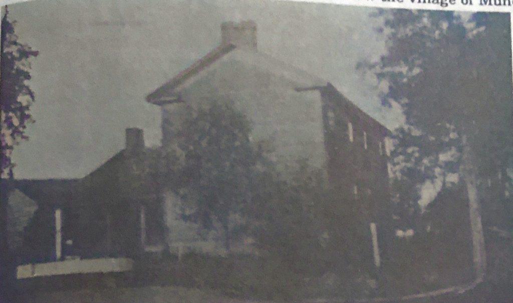 Original Henry Salee Homestead