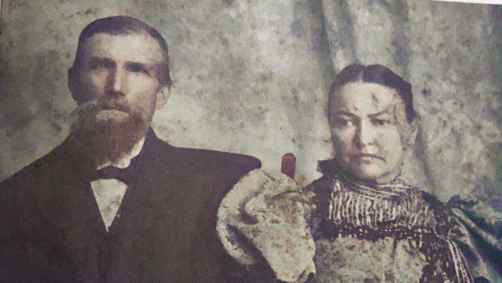Jacob and Jane Andrews Illk