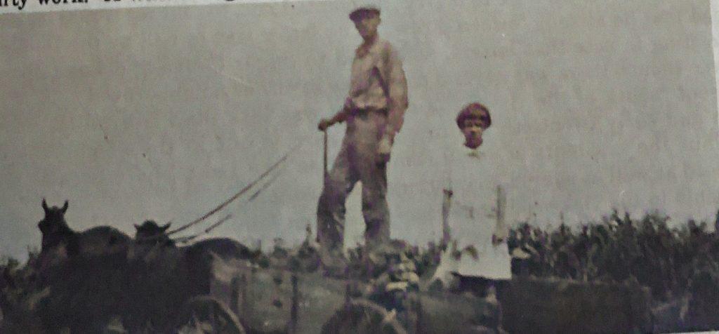Wesley, Dorothy and Howard Richter
