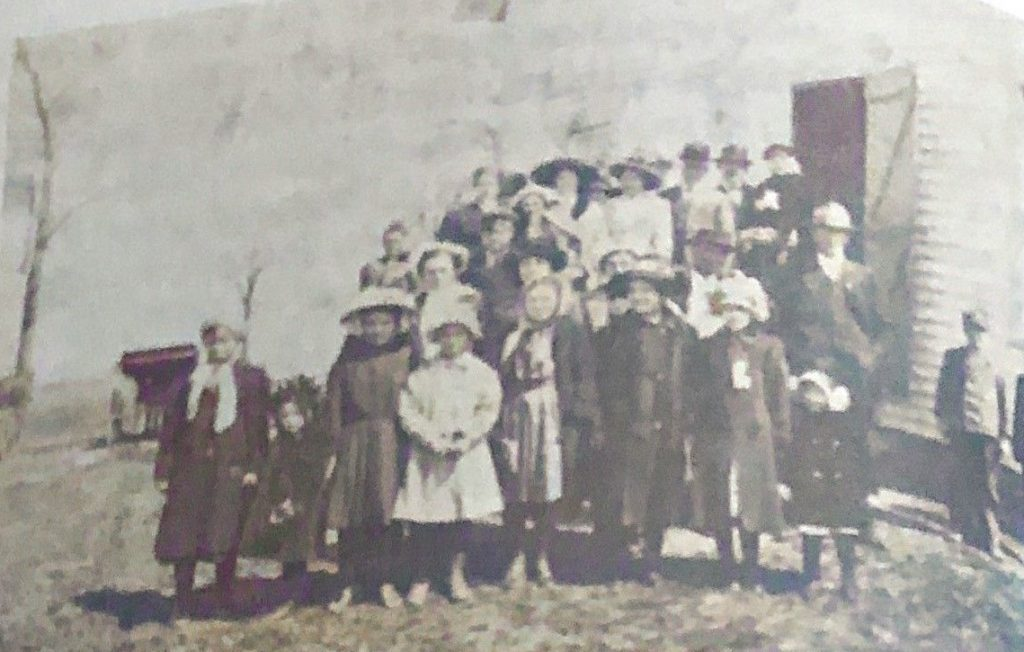 Early Lake Shore Sunday School Class