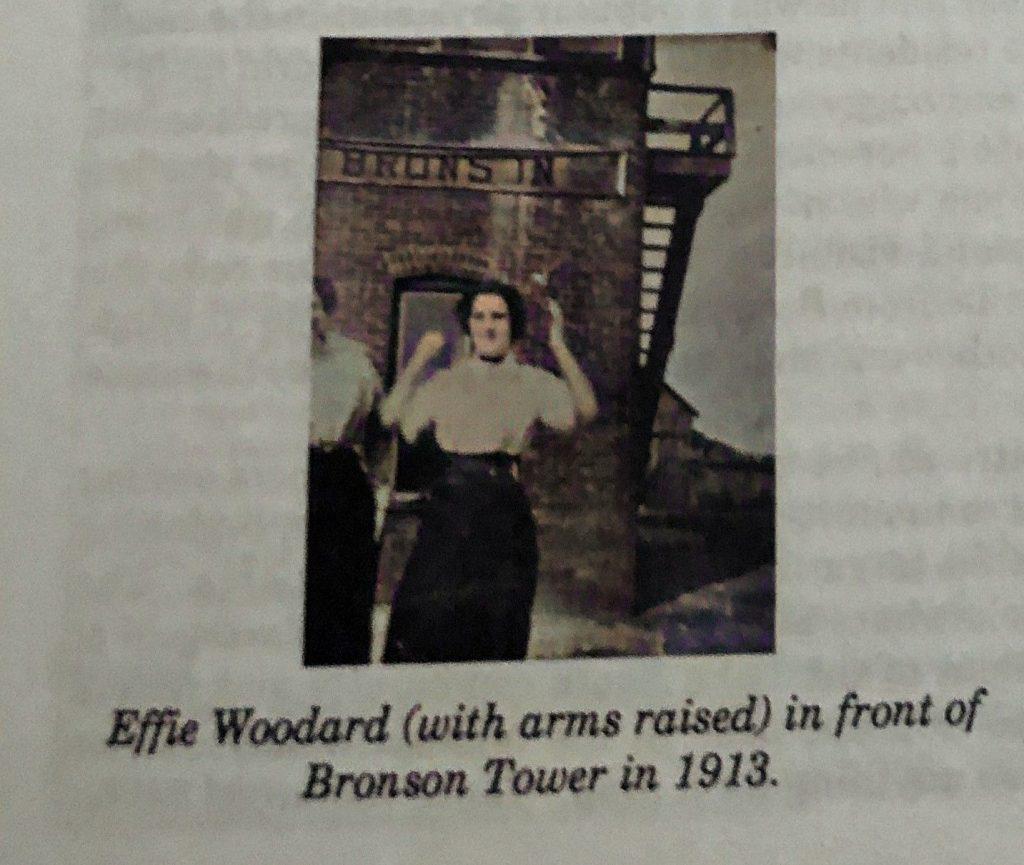 Effie Woodard