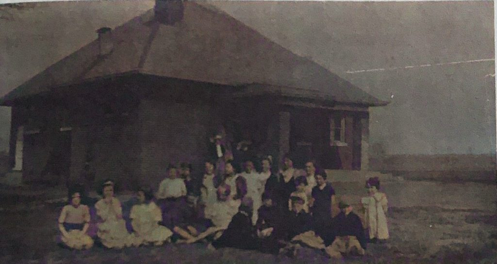 Brick School to replace original Lake Schore School