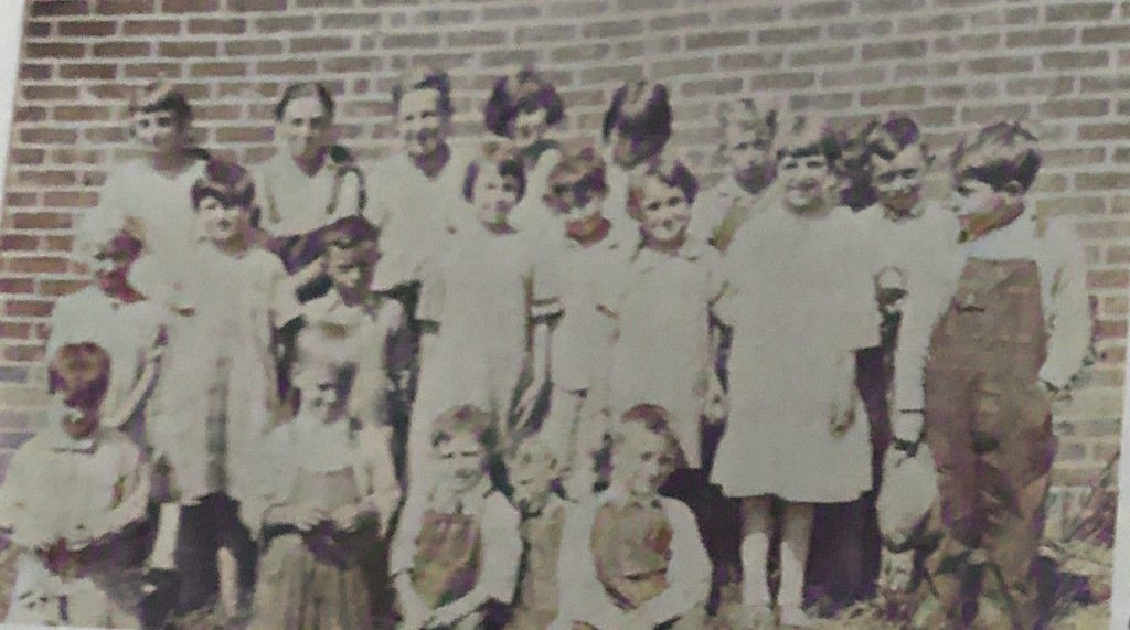 Lake Shore School around the early 1930s