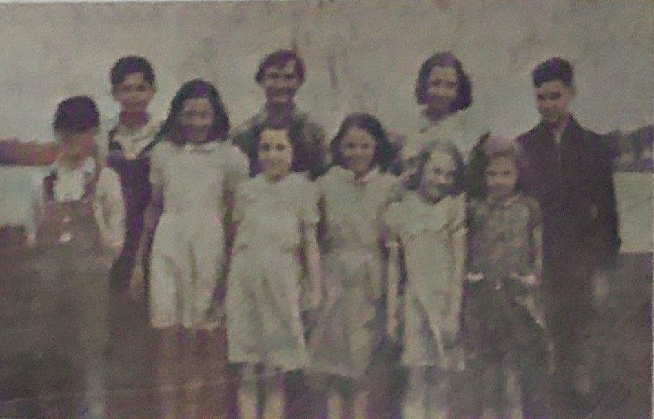 Lake Shore School Around Mid 1940s