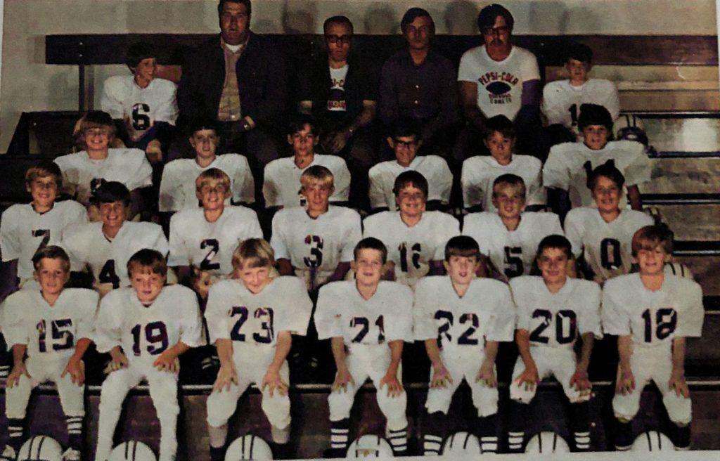 Pee Wee Football 1972