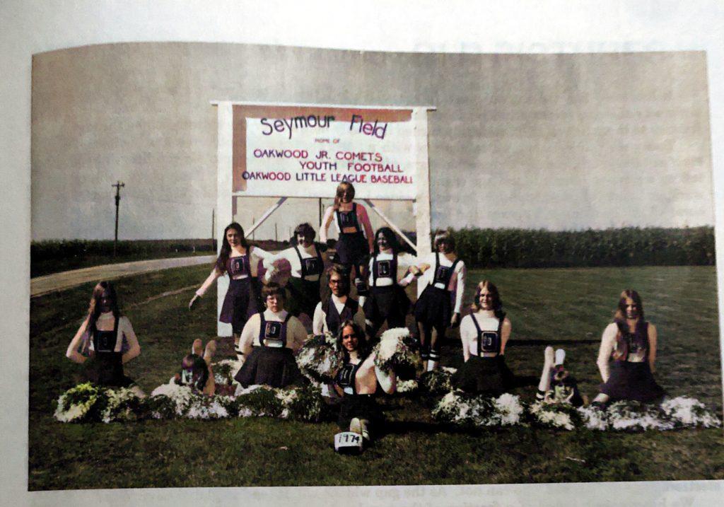 Cheerleeders 1974