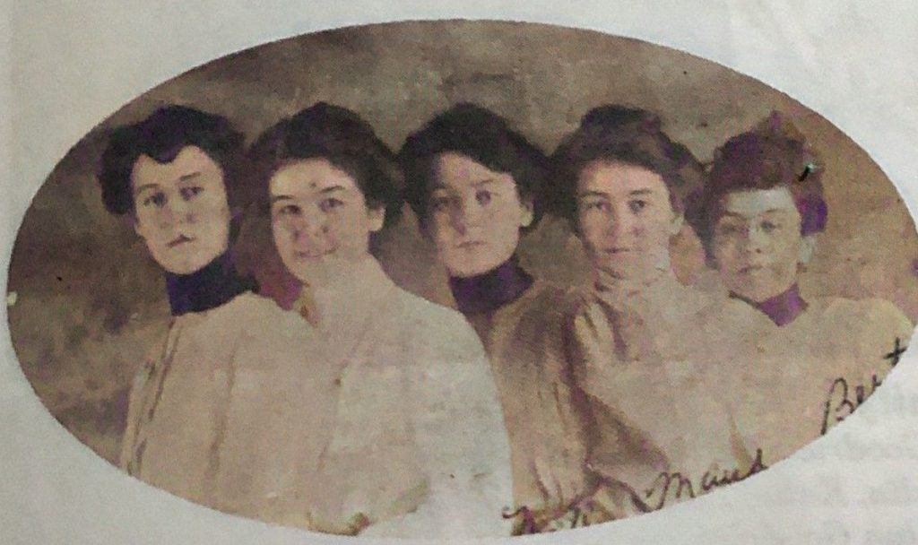 Van Allen Girls