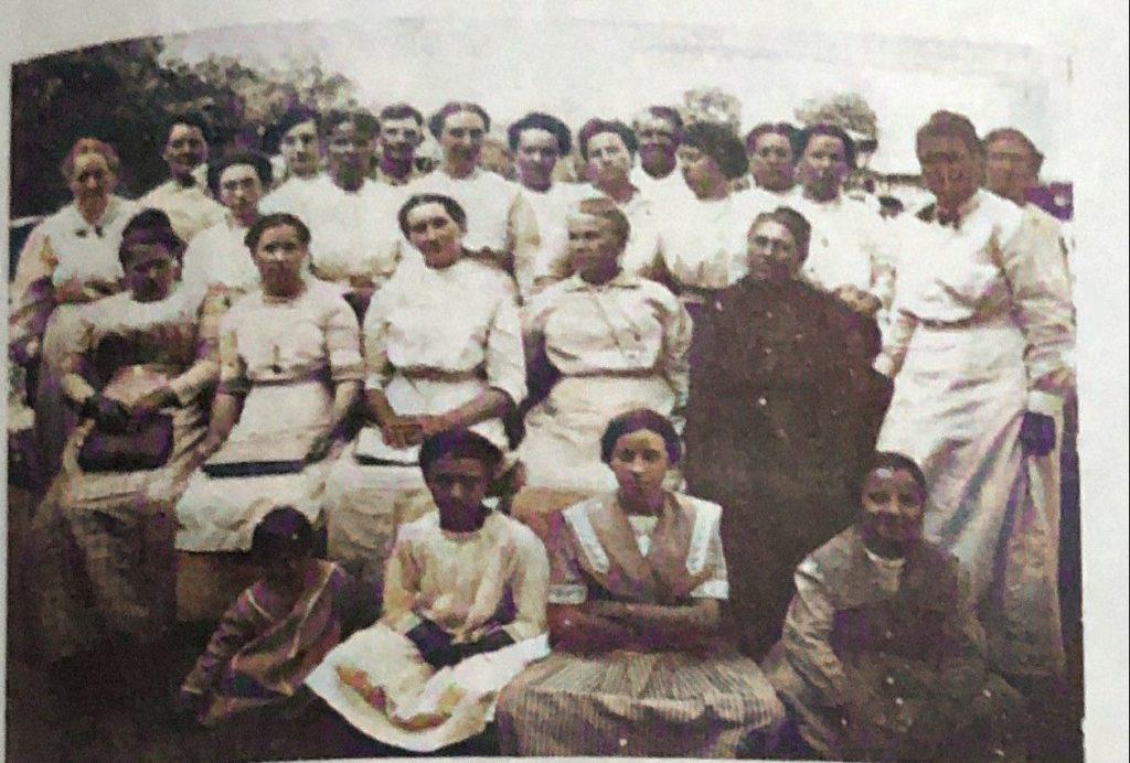 Lake Shore UB Church Ladies Aid Society