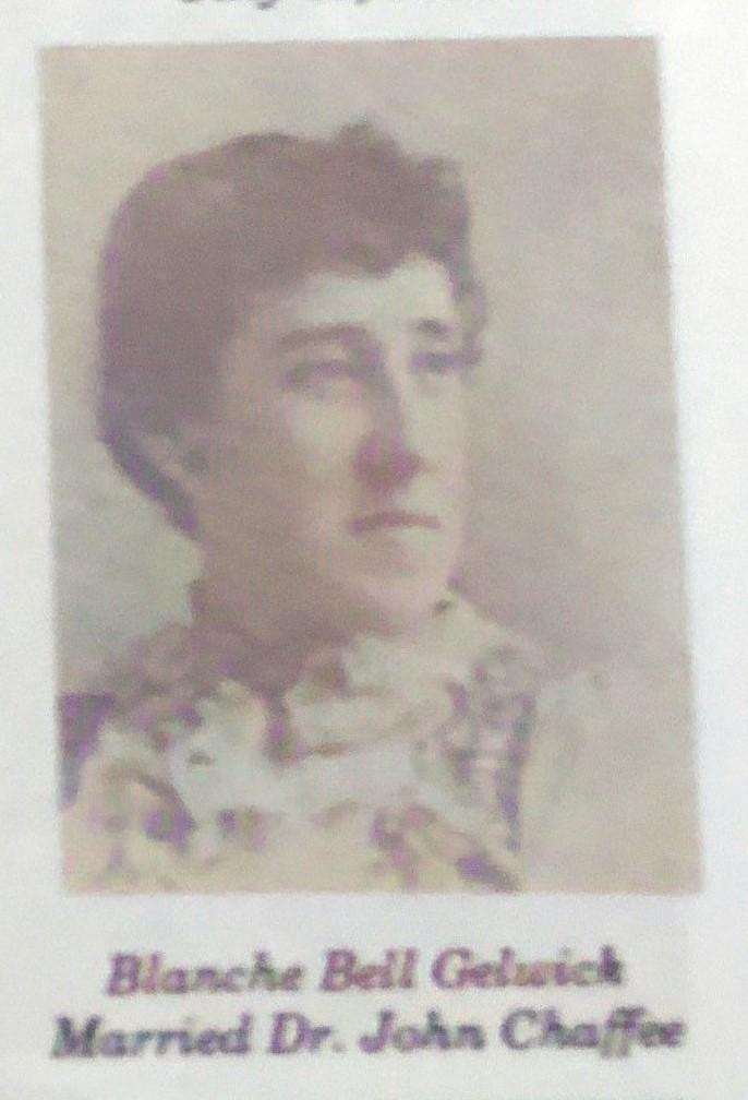 Blanche Bell Gelwick