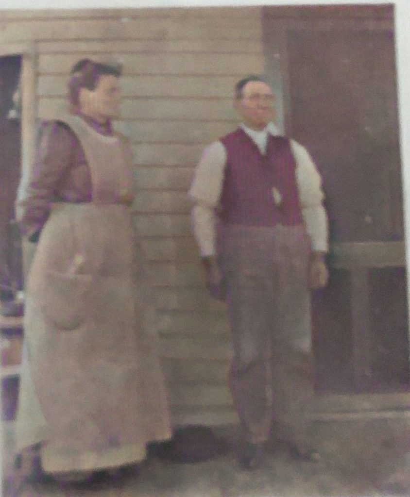 Jim and Anna Myers