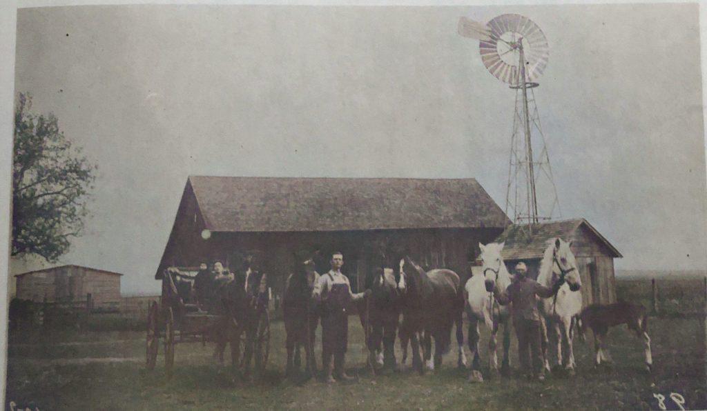 Hollis Howard Barn