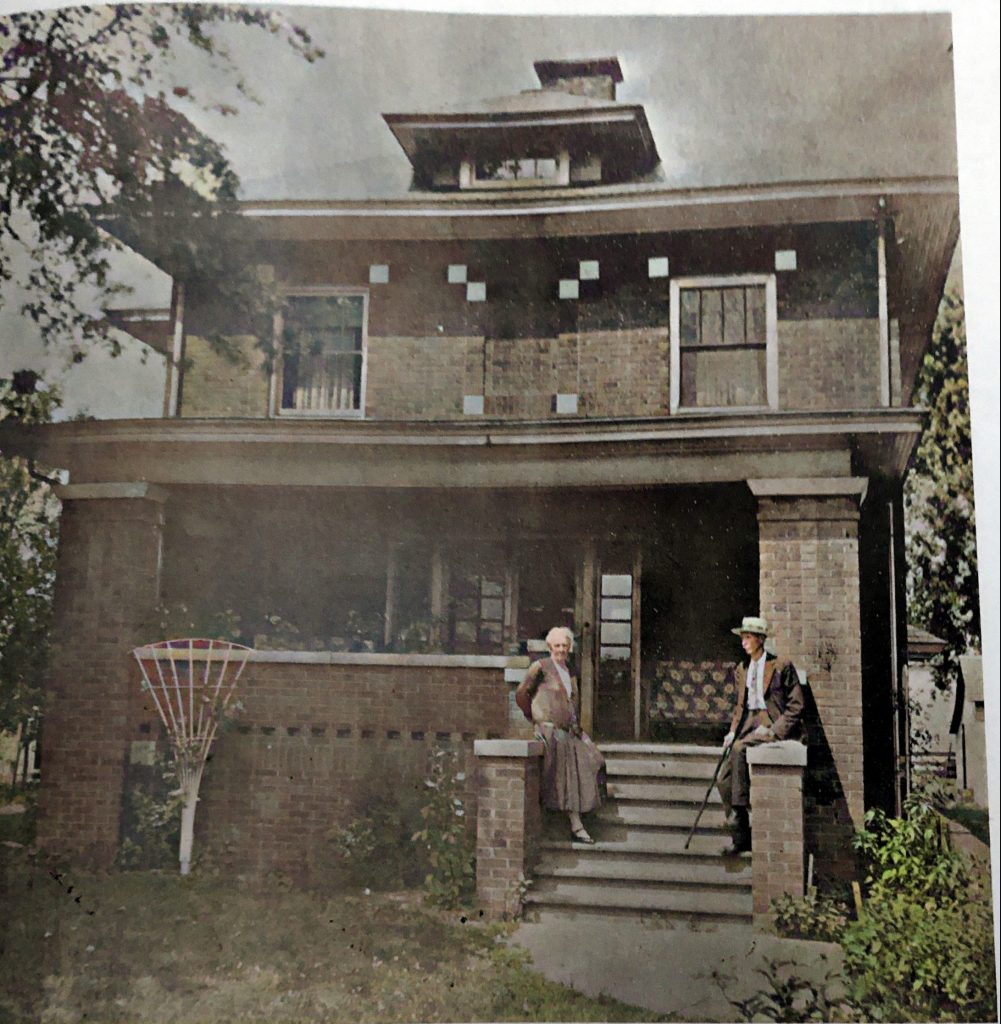 Richard and Hulda Belle Seymour Home