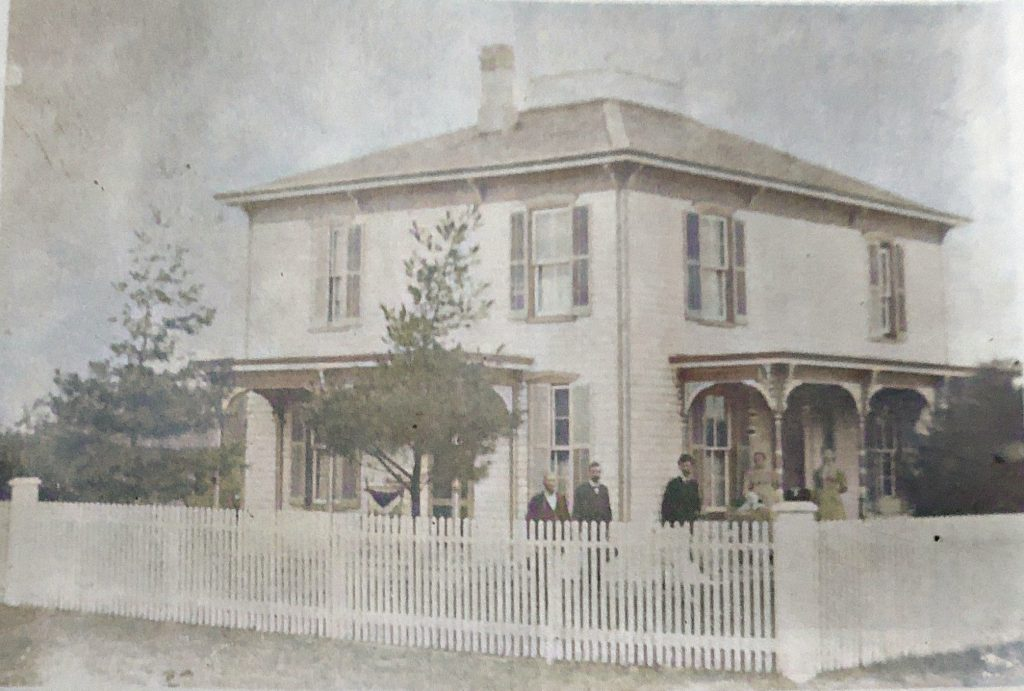 The Saylor Home