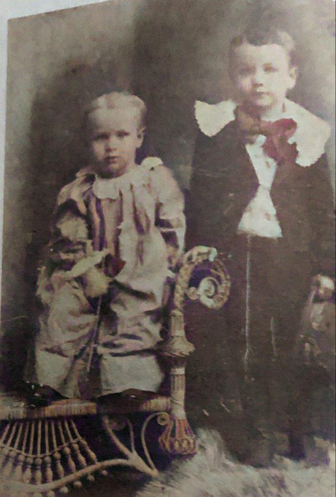 Bert and Fred Hughes