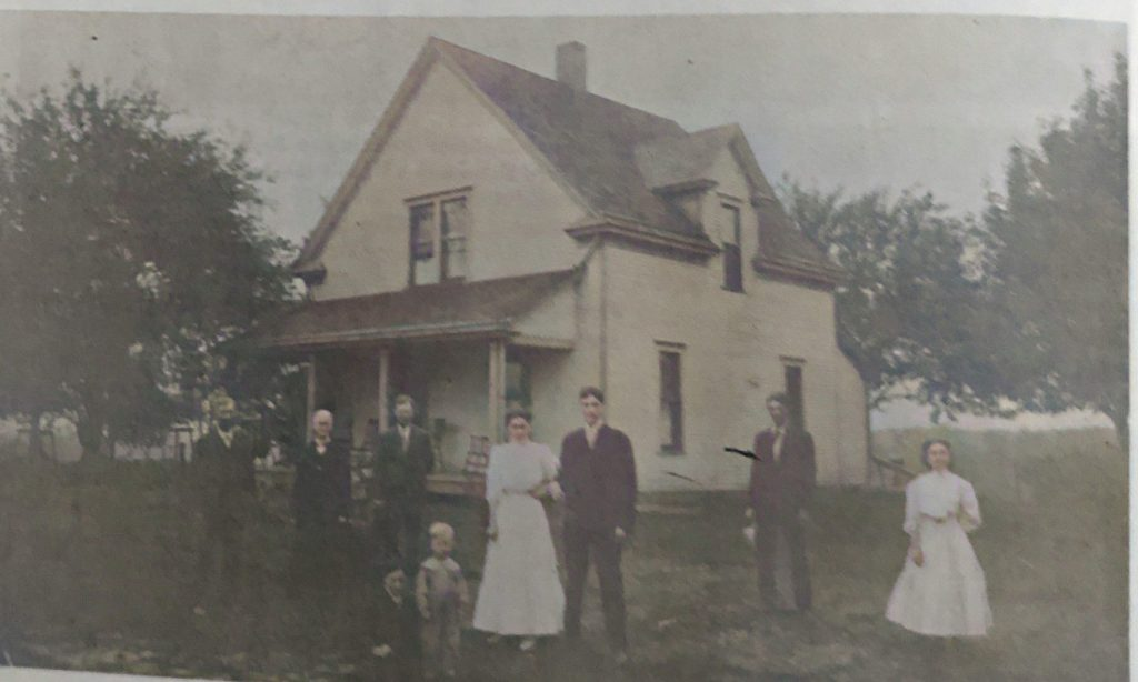 Gray Family Home