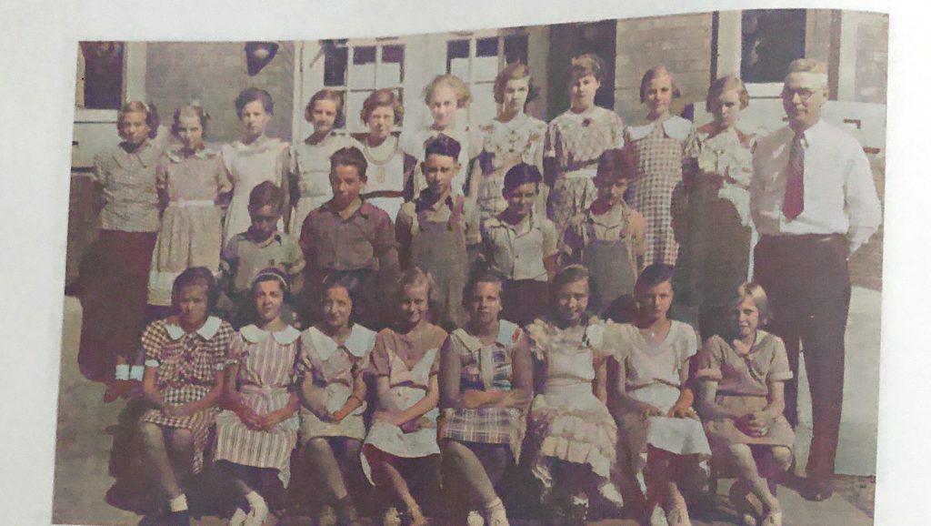 Oakwood Grade School Grades 7 & 8 1935