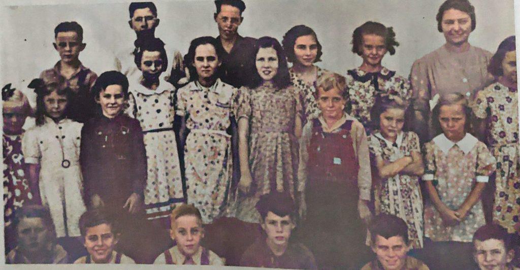 Webster School -1938 * 1939