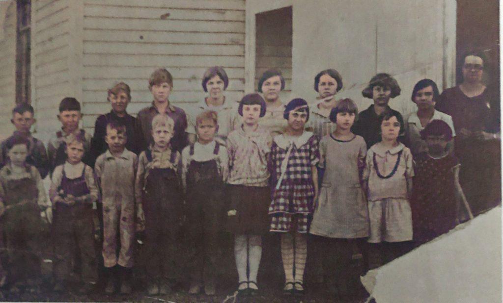 Newtown School 1937