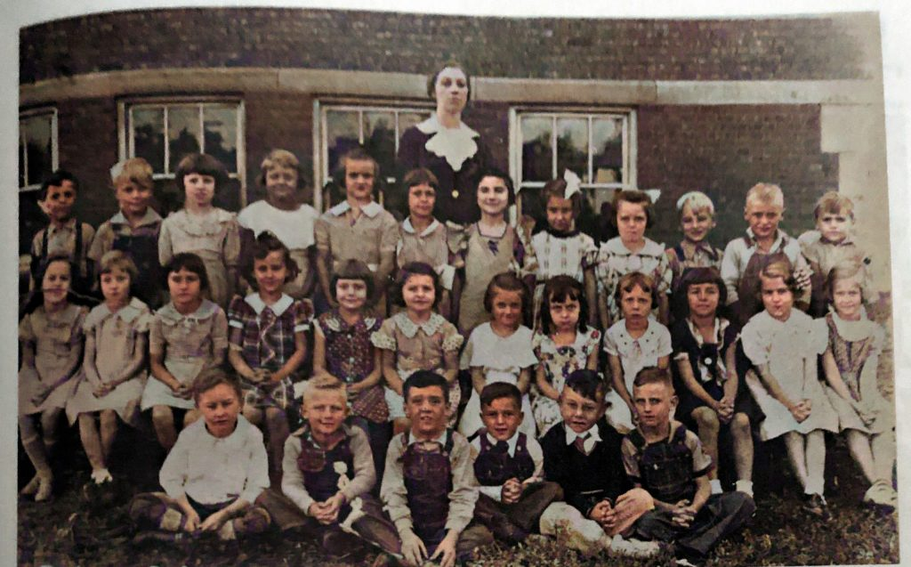 Oakwood Grades 1 and 2 - 1935
