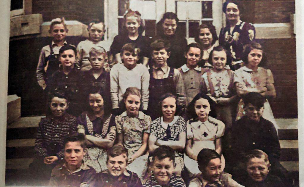 Oakwood Grade school 1939-1940