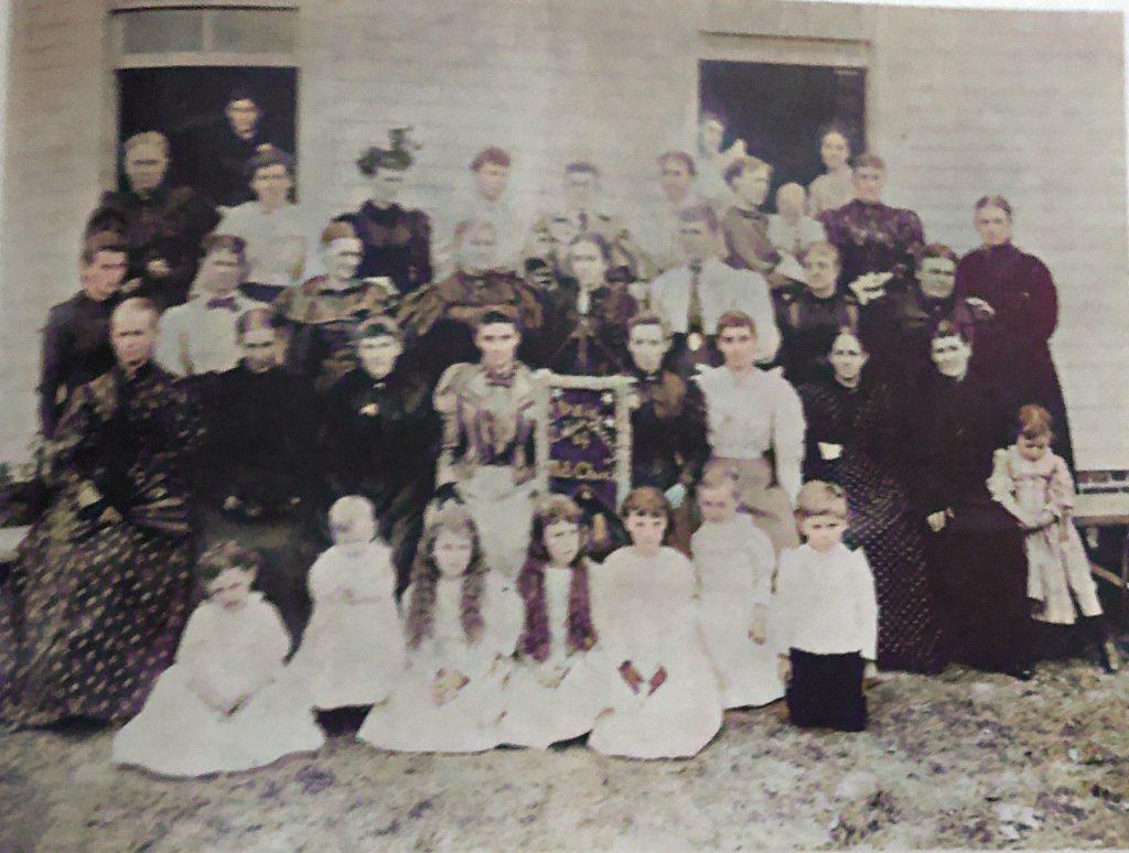Oakwood Methodist Episcopal Church 1897