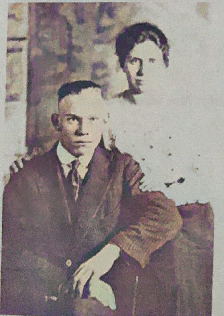 Wedding Picture December 18, 1918