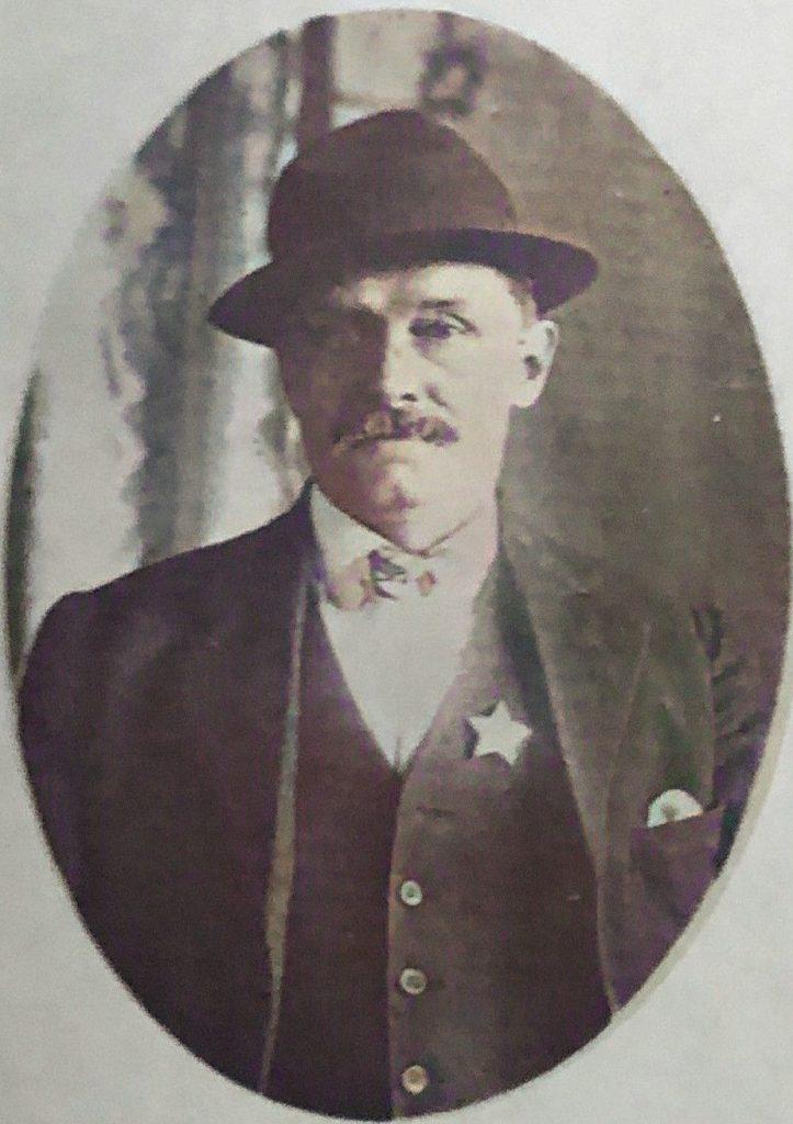 Andrew Baker, Vermilion County Constable