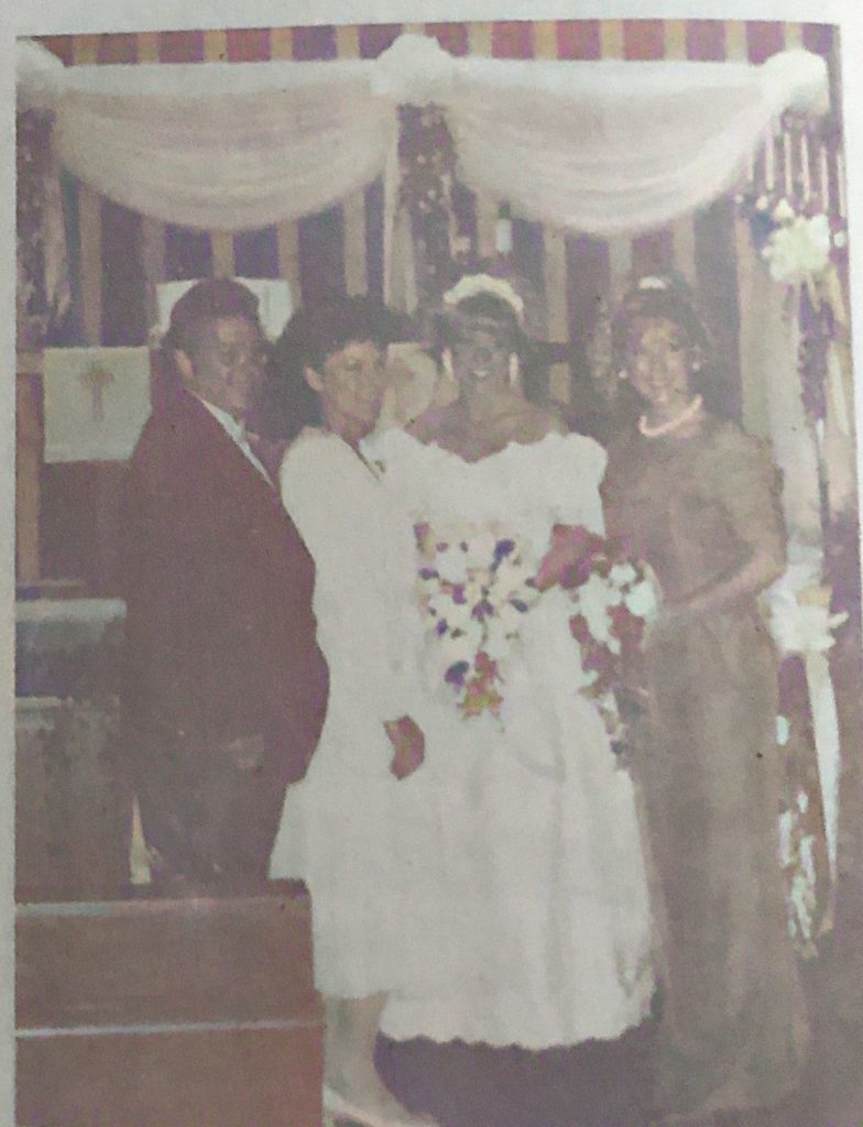 Mikel, Mary Kay, Catherine, Christine Cannon