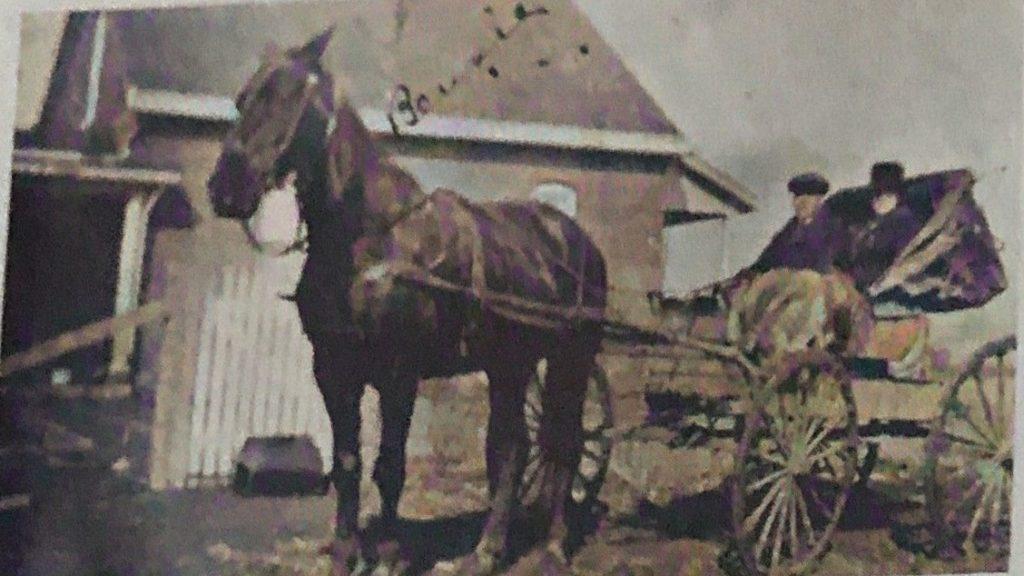 Ottmar and Hilda Balbach