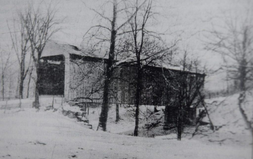 Conkey Town Covered Bridge