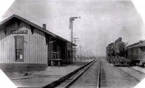 Oakwood Train Station